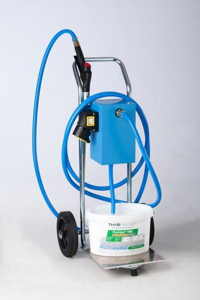 Injektionscreme ThorInject TI80 im 5.000 ml Eimer als Horizontalsperre gegen aufsteigende Feuchtigke